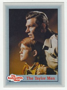 Andy Griffith Show Series 1 # 81 - The Taylor Men