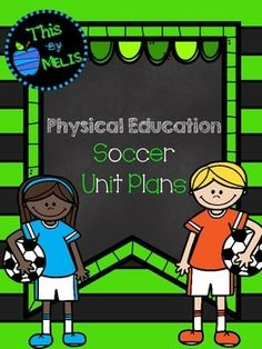 This Soccer Unit Plan was designed for the Elementary School aged group. Included in this package are 13 soccer games and lessons. Elementary Physical Education, Health And Physical Education, Elementary Education, Yoga For Kids, Exercise For Kids, Pe Lesson Plans, Pe Lessons, Pe Teachers, Gym Classes