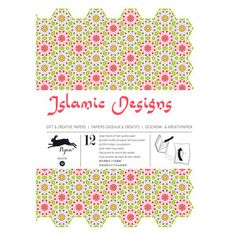 Islamic Designs Wrap Book, 9,95€, now featured on Fab.