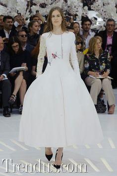 PFW Couture Christian Dior 2014 Kış