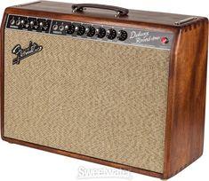 Fender '65 Deluxe Reverb - FSR Mahogany Cane image 2