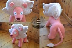 YES! I'm alive!!! haha This plush was a commision. I made it together with If you're interested on a plush commission, please visit this journal: fav.me/d8tlxjz or our facebook page: Artesan&#...
