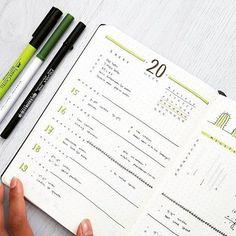 weekly planner ideas