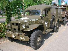 Dodge Signal corps : début déco