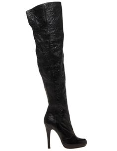 boots Leather hooker