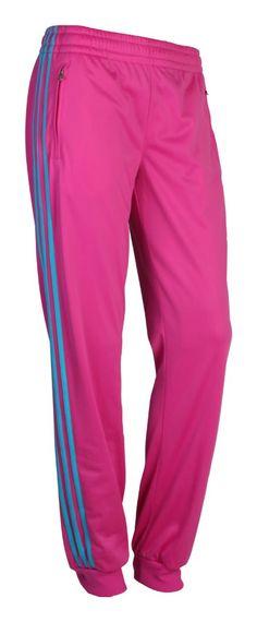 super schicke pinke Sporthose von Adidas 3s