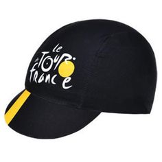 100/% WICKING POLYESTER ** LE TOUR DE FRANCE 100 KOM TEAM CYCLING CAP NEW HAT