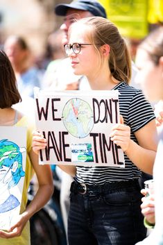 woman holding board signage saying we don't have time photo – Free Human Image on Unsplash Climate Change Quotes, Protest Signs, Lose Weight, Weight Loss, Photoshop, Baby Steps, Save The Planet, Madame, Baby Wearing