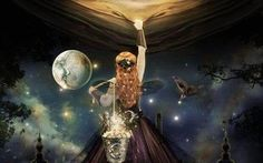 """Life is beautiful"": Photo Beautiful Fantasy Art, Life Is Beautiful, Art Visionnaire, Mystical World, Sun And Stars, Fb Covers, Visionary Art, Art Journal Inspiration, Surreal Art"