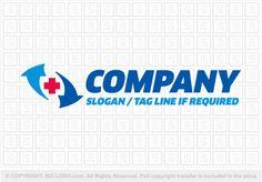Pre-designed logo 2525: Medical Company Logo