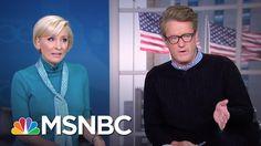 Mika: Donald Trump's Sex Assault Remarks Creepy | Morning Joe | MSNBC