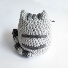 Pusheen the Cat Amigurumi di Toffoletta su Etsy