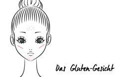 Gluten-Gesicht