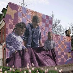 Tabatha Yeatts: The Opposite of Indifference: Philly Murals