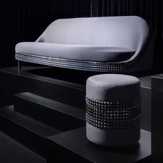 Salon Three Seater Sofa By Lee Broom Photo Gallery