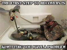 No problemo! No problemo! The post Duck hunting addiction! No problemo! appeared first on Gag Dad.