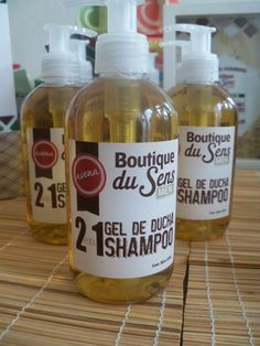 Avena gel de ducha + shampoo