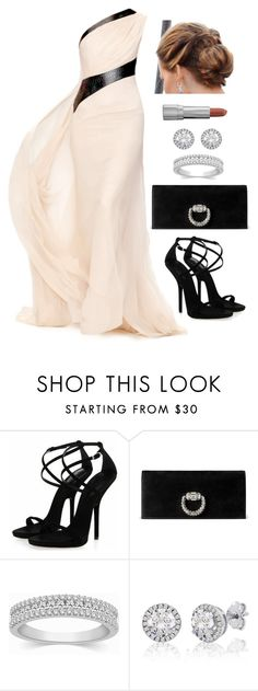 """""""Untitled #3942"""" by natalyasidunova ❤ liked on Polyvore featuring Rubin Singer and Gucci"""