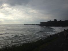 Tynemouth king Edwards bay beach 7.35 am 24 th June 2015 www.tynemouthwebcam.com