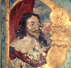 Coram Rege Rolls, Charles I, 1643. rege roll