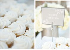 Flour & Flower Designs; Wedding desserts