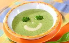 Zupka z brokułów