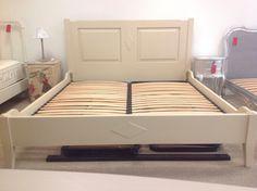 Designer Brand Torquil Vintage cream superking bedframe in Home, Furniture & DIY, Furniture, Beds & Mattresses | eBay