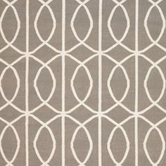 DwellStudio Home Wool Rug Gate Ash