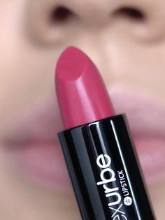 Veganer und cruelty free Lippenstift Beauty Skin, Hair Beauty, Beauty Tips, Beauty Hacks, Lipstick Swatches, Makeup Art, Routine, Berries, Make Up
