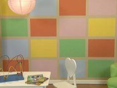 Ambiente infantil multicolor | Manualidades | Utilísima