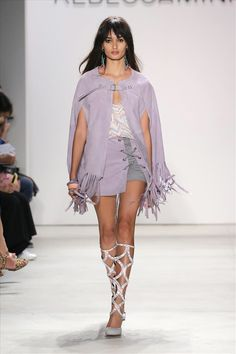 Rebecca Minkoff from NYFW: THE SHOWS S/S 2016