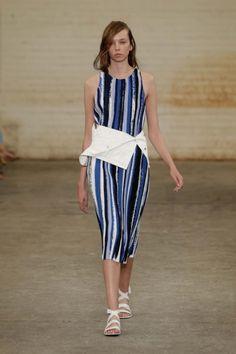 Dion Lee Line II Ready-To-Wear S/S 2014/15 - Vogue Australia