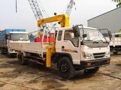 Cho Thuê Xe Cẩu Tại Hà Nội, Cẩu Quang Hưng: Cho thuê cẩu tự hành 1 tấn, 2 tấn tại Hà Nội