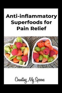 Eating anti-inflammatory superfoods for pain relief. What are anti-inflammatory superfoods and how do they help reduce pain? Vitamins For Nerves, Diabetes, Knee Pain Relief, Arthritis Pain Relief, Sciatica Pain, Sciatic Nerve, Chiropractic Treatment, Chronic Fatigue Syndrome, Chronic Illness