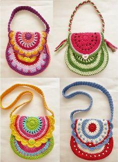 Grace y todo en Crochet: REGALITOS PARA NIÑAS....GIRLS goodies ....