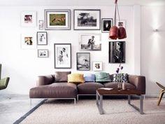 14 Light and Stylish Scandinavian Living Rooms