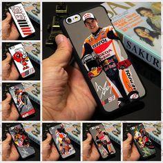 Marc Marquez MM3 Motogp Signed Honda MM93 Antz Case for Apple iPhone 7 4 4s 5 5s 5c 6 6s plus cover