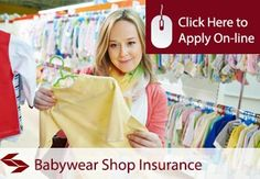 babywear shop insurance in Gibraltar
