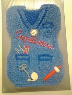Xray tech graduation cake! Complete with markers and a BE tip! Lol