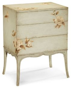 Small Floral Standing Chest #FlowerShop