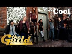 I'm the one that's cool! I *heart* Felicia Day