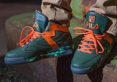 Teenage Mutant Ninja Turtles x Fila M Squad   Release Date