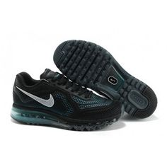 separation shoes 67fbe 53932 Mens Nike Air Max 2014 Black Blue Shoes Buy Nike Shoes, Cheap Nike Running  Shoes
