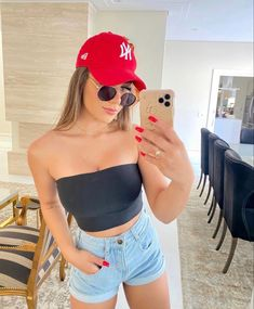 Trendy Summer Outfits, Short Outfits, Simple Outfits, Casual Outfits, Cute Outfits, Outfits Hipster, Tumblr Outfits, Girl Outfits, Fashion Outfits