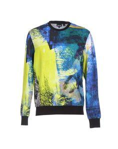 JUST CAVALLI Sweatshirt. #justcavalli #cloth #top #pant #coat #jacket #short #beachwear