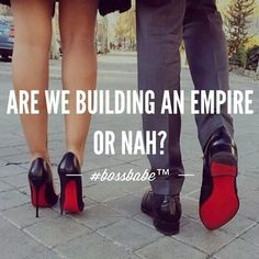 Empire= wrking together through anything especially when it gets tough - minus your ego at that time = success.