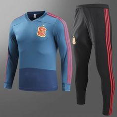 6c1b3c4374a 2018 Tracksuit Spain Replica Football Suit 2018 Tracksuit Spain Replica  Football Suit