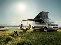 VW California Camper - of course not available in California!
