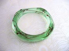 Love resin jewelry in water colors...