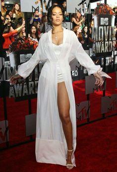 White Raven: Rihanna x Ulyana Sergeenko